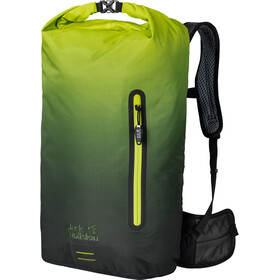 Jack Wolfskin Halo 26 Pack Reppu, aurora lime